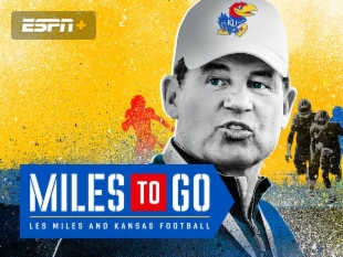 Miles to Go: Les Miles and Kansas Football