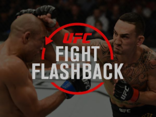 UFC Fight Flashback