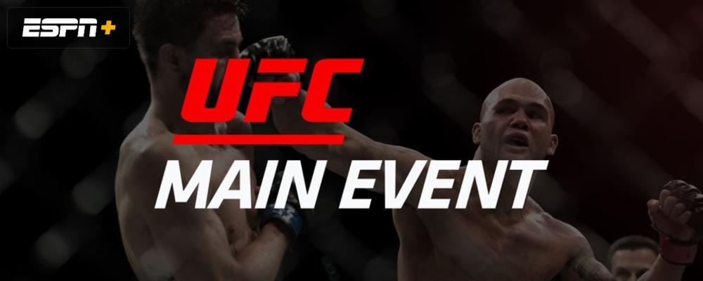 UFC Main Event