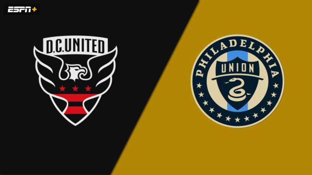 D.C. United vs. Philadelphia Union (Fourth Round) (U.S. Open Cup)