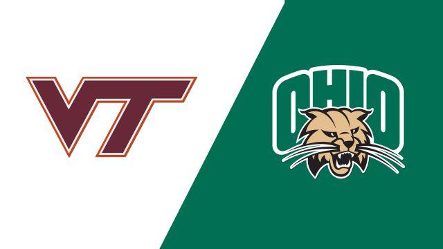 Virginia Tech vs. Ohio (W Volleyball)