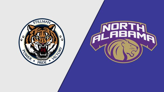 Stillman vs. North Alabama (W Basketball)
