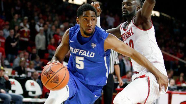 #19 Buffalo vs. Ohio (M Basketball)