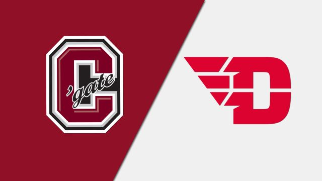 Colgate vs. Dayton (W Basketball)