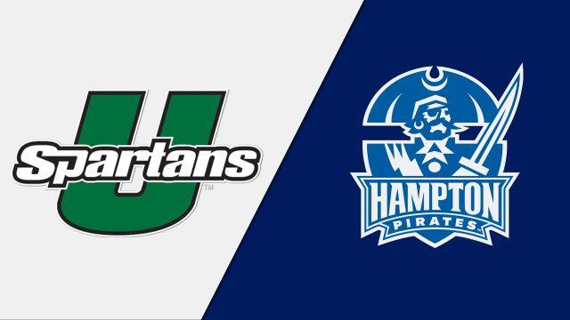 USC Upstate vs. Hampton (M Basketball)