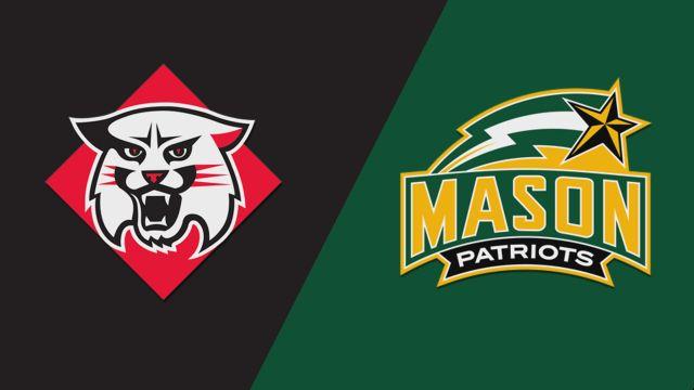 Davidson vs. George Mason (M Basketball)