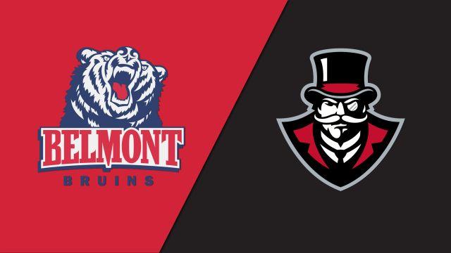 Belmont vs. Austin Peay (W Basketball)
