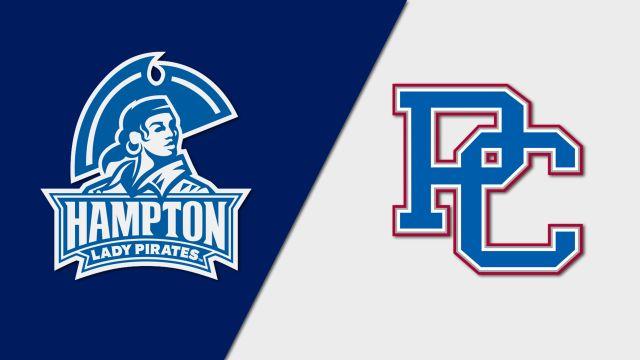 Hampton vs. Presbyterian (W Volleyball)
