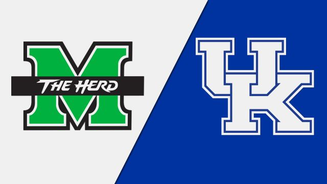 Marshall vs. #3 Kentucky (Semifinal #1) (Conference USA Men's Soccer Championshp)