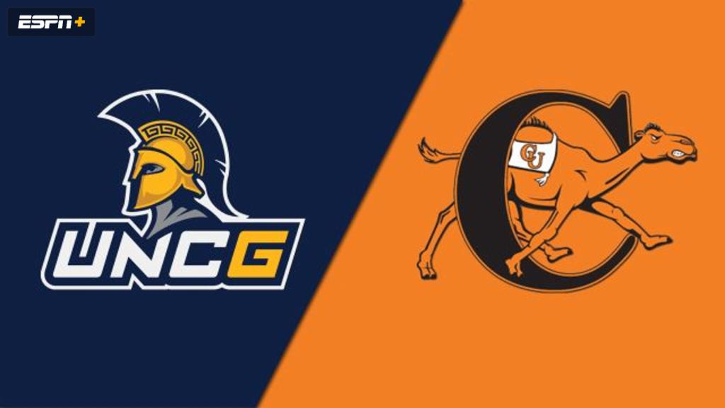 UNC Greensboro vs. Campbell (M Soccer)