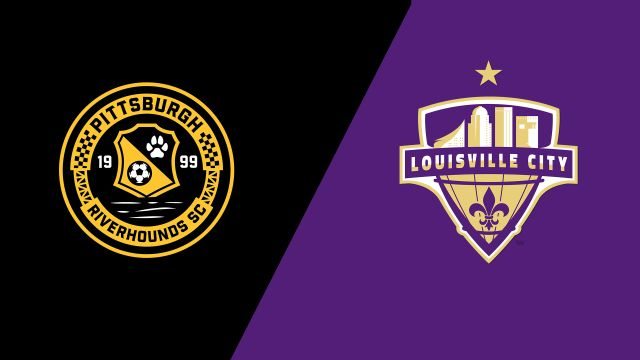 Pittsburgh Riverhounds SC vs. Louisville City FC