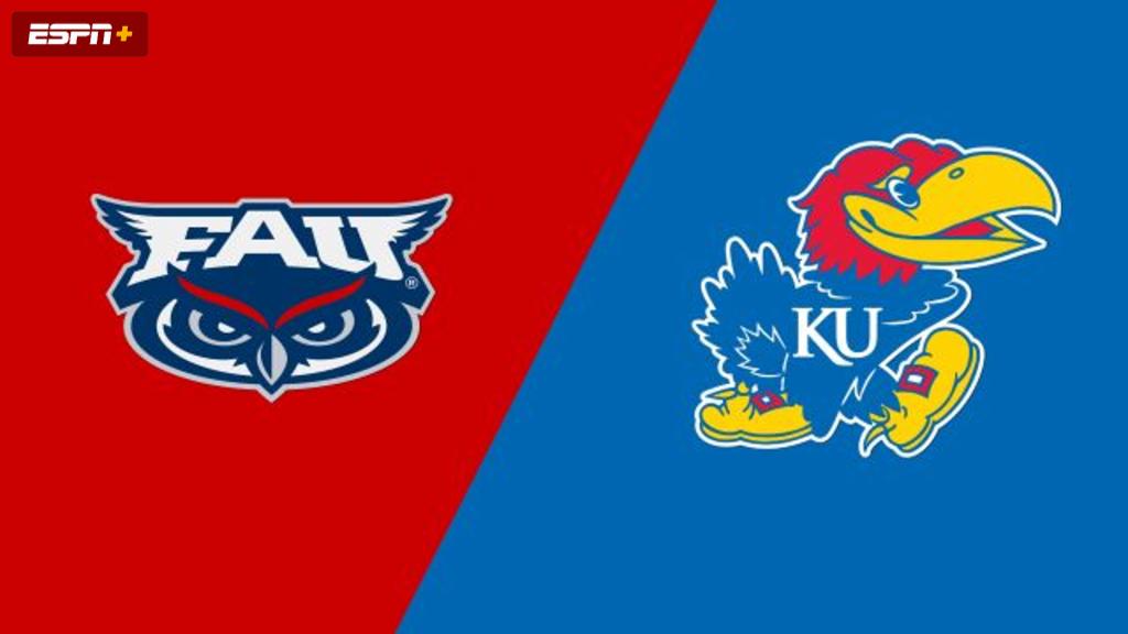 Florida Atlantic vs. #18 Kansas (W Soccer)