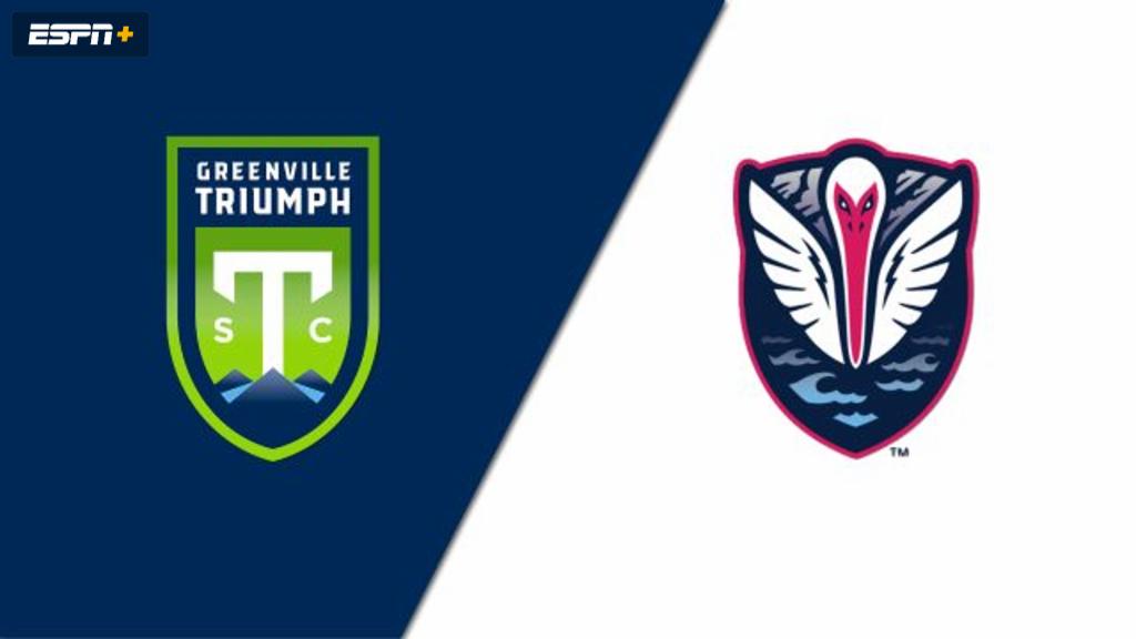 Greenville Triumph SC vs. Tormenta FC (Round 1) (U.S. Open Cup)
