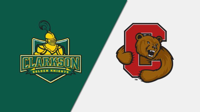 #3 Clarkson vs. #7 Cornell (W Hockey)