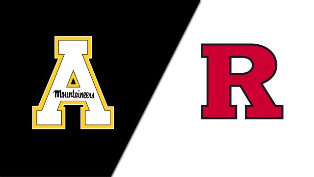 Appalachian State vs. Rutgers (Game #1) (NISC)