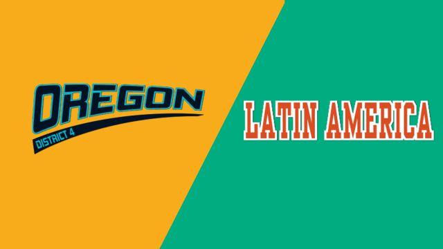 Lake Oswego, Oregon vs. Monterrey, Mexico (Little League Softball World Series)
