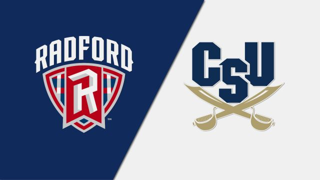 Radford vs. Charleston Southern (W Basketball)