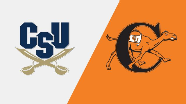 Charleston Southern vs. Campbell (W Volleyball)