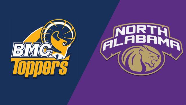 Blue Mountain College vs. North Alabama (M Basketball)