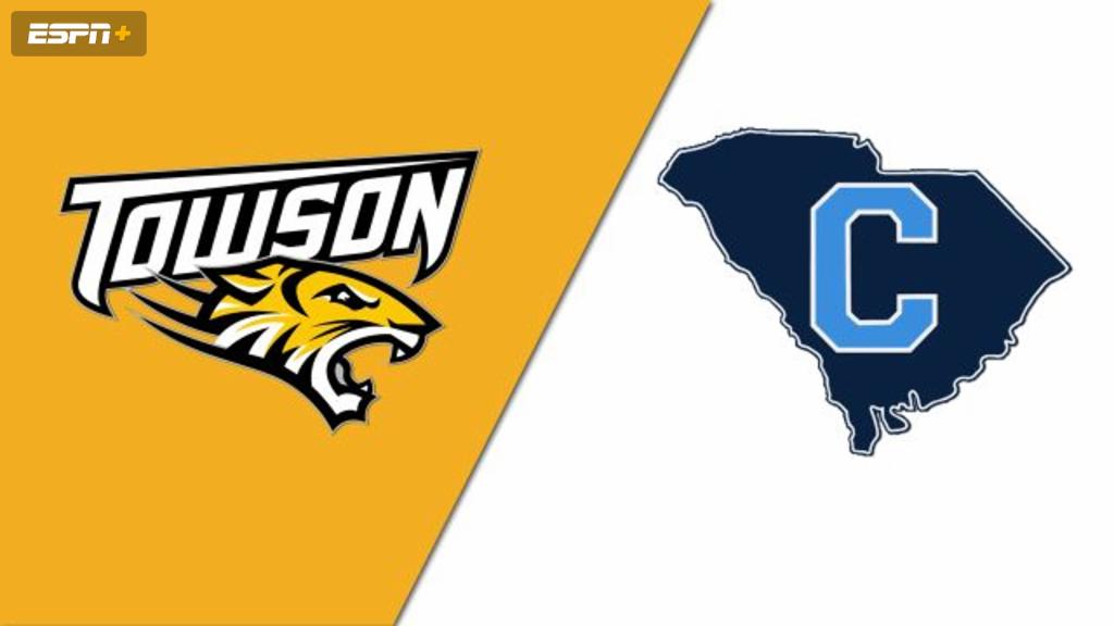 Towson vs. The Citadel (Football)