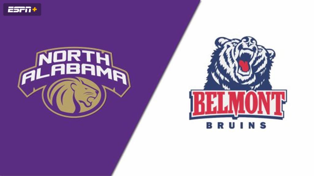 North Alabama vs. Belmont (W Volleyball)