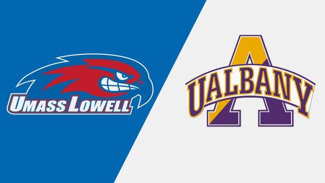 Massachusetts Lowell vs. #4 Albany (Semifinal #2) (America East Men's Lacrosse Championship)