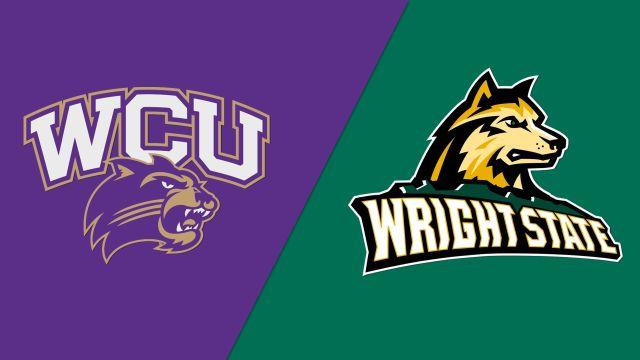 Western Carolina vs. Wright State (M Basketball)