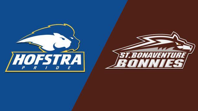 Hofstra vs. St. Bonaventure (W Basketball)