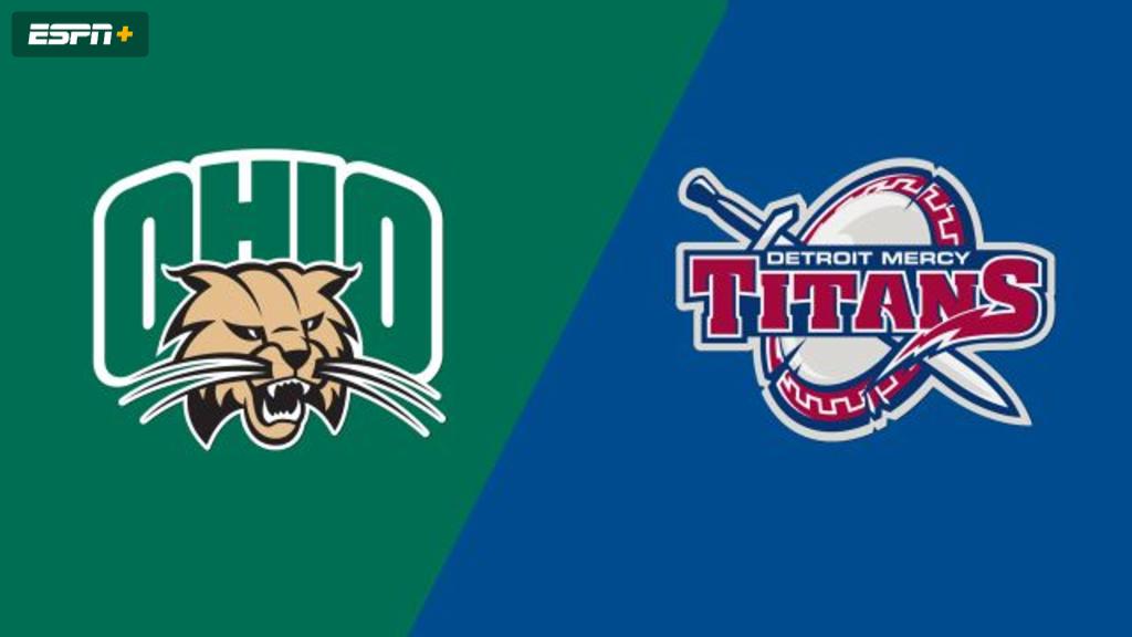 Ohio University vs. Detroit Mercy (M Basketball)