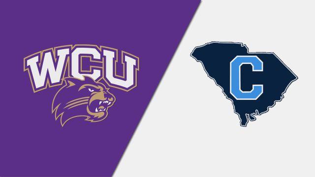 Western Carolina vs. The Citadel (M Basketball)