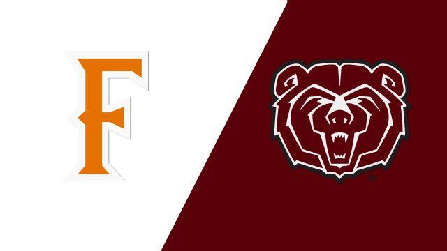 Cal State Fullerton vs. Missouri State (M Soccer)