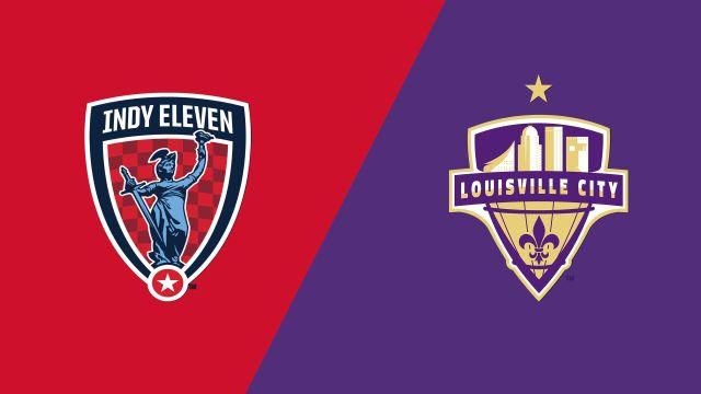 Indy Eleven vs. Louisville City FC