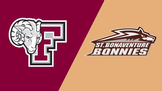 Fordham vs. St. Bonaventure (M Basketball)