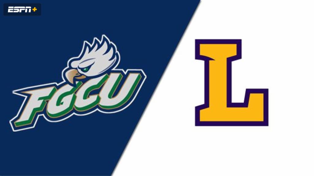 Florida Gulf Coast vs. Lipscomb (M Basketball)