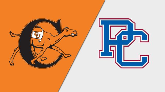 Campbell vs. Presbyterian (Championship) (Big South Men's Soccer Championship)