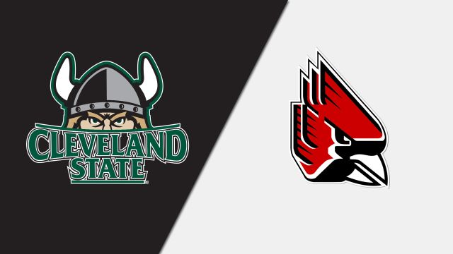 Cleveland State vs. Ball State (W Basketball)