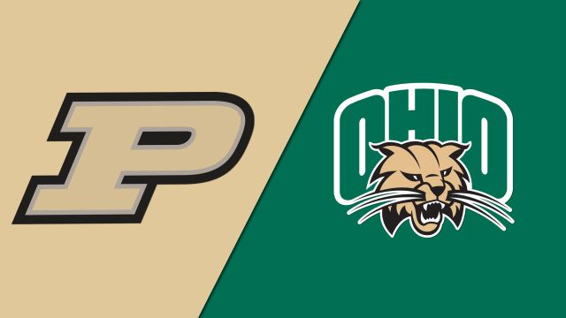 Purdue vs. Ohio (W Basketball)