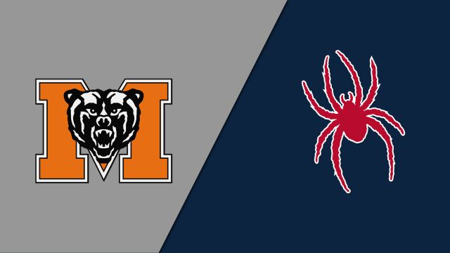 Mercer vs. Richmond (M Lacrosse)