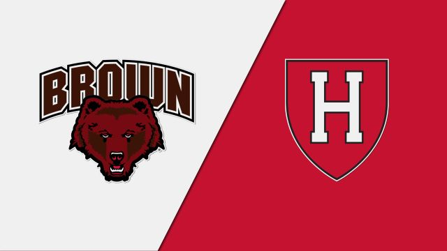 Brown vs. Harvard (W Water Polo)