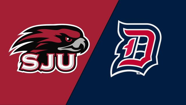 Saint Joseph's vs. Duquesne (M Basketball)