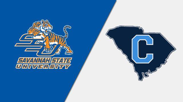 Savannah State vs. The Citadel (W Volleyball)