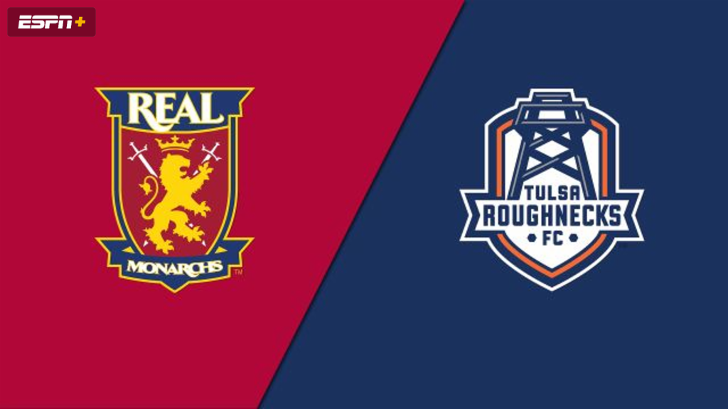Real Monarchs SLC vs. Tulsa Roughnecks FC (USL Championship)