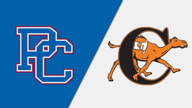 Presbyterian vs. Campbell (W Volleyball)