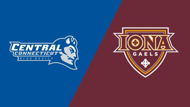 Central Connecticut State vs. Iona (W Volleyball)