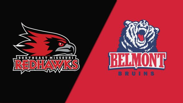 Southeast Missouri State vs. Belmont (W Basketball)