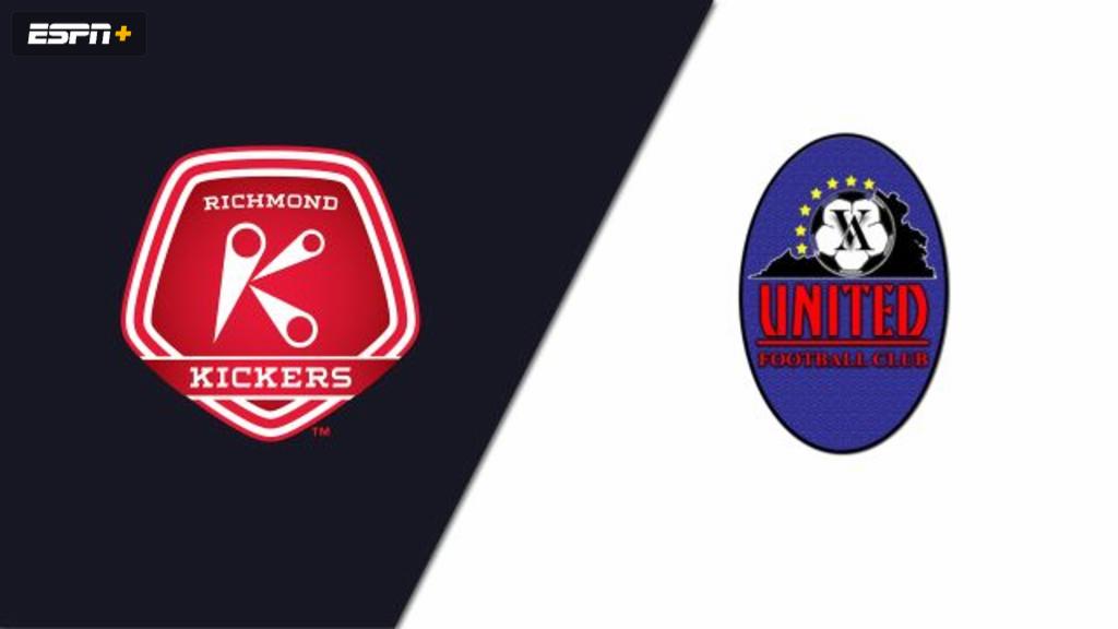 Richmond Kickers vs. Virginia United (Round 1) (U.S. Open Cup)