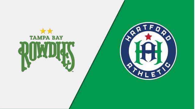 Tampa Bay Rowdies vs. Hartford Athletic (USL Championship)
