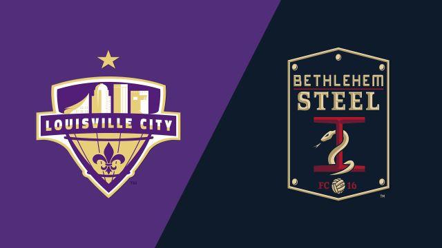 Louisville City FC vs. Bethlehem Steel FC