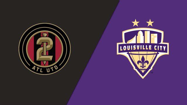 Atlanta United FC 2 vs. Louisville City FC (United Soccer League)