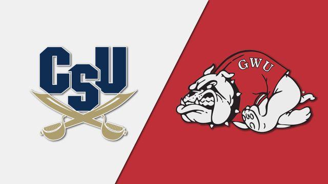 Charleston Southern vs. Gardner-Webb (W Volleyball)